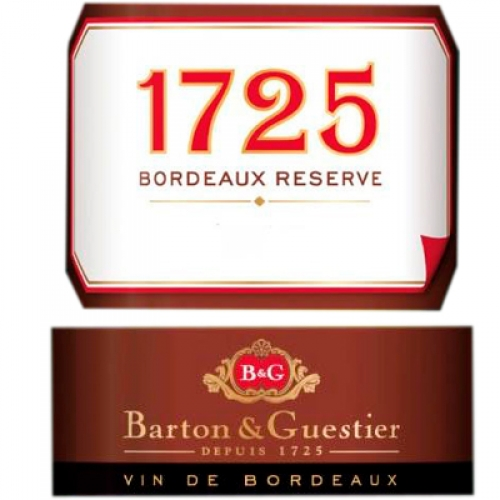 1725 BORDEAX RESERVE RED