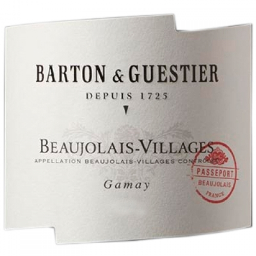 BARTON&GUESTIER PASSEPORT BEAUJOLAIS-VILLAGES