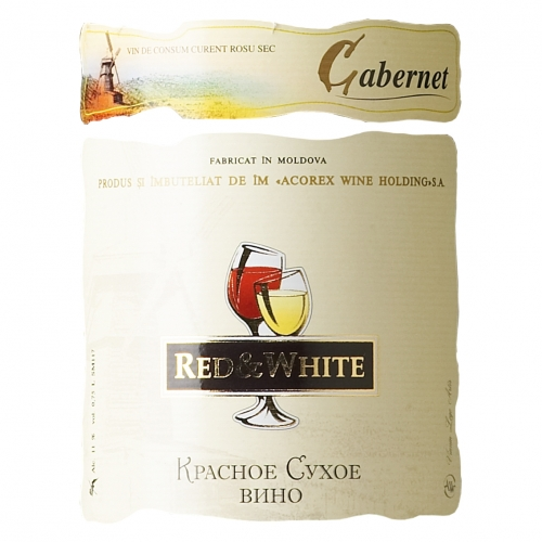 CABERNET DRY RED & WHITE