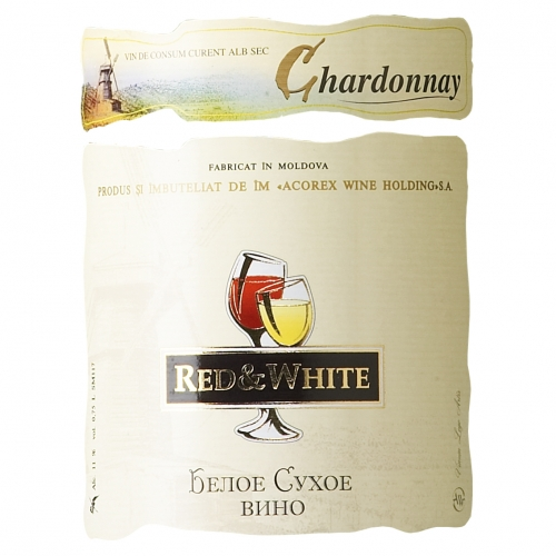 CHARDONNAY DRY RED & WHITE