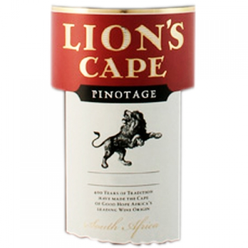 LION`S CAPE PINOTAGE