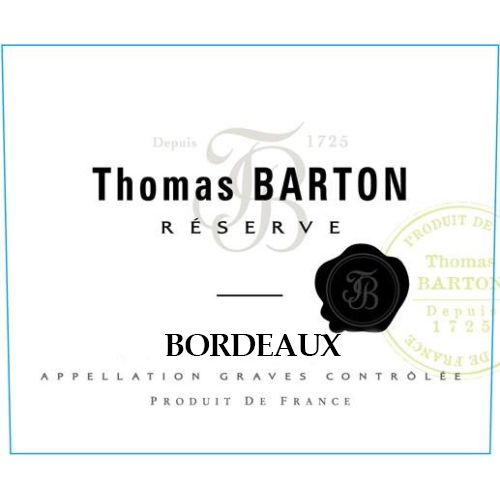 THOMAS BARTON RESERVE BORDEAUX