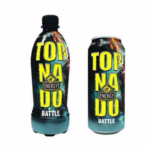Tornado Energy Battle