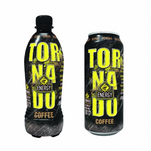 TORNADO ENERGY COFFEE